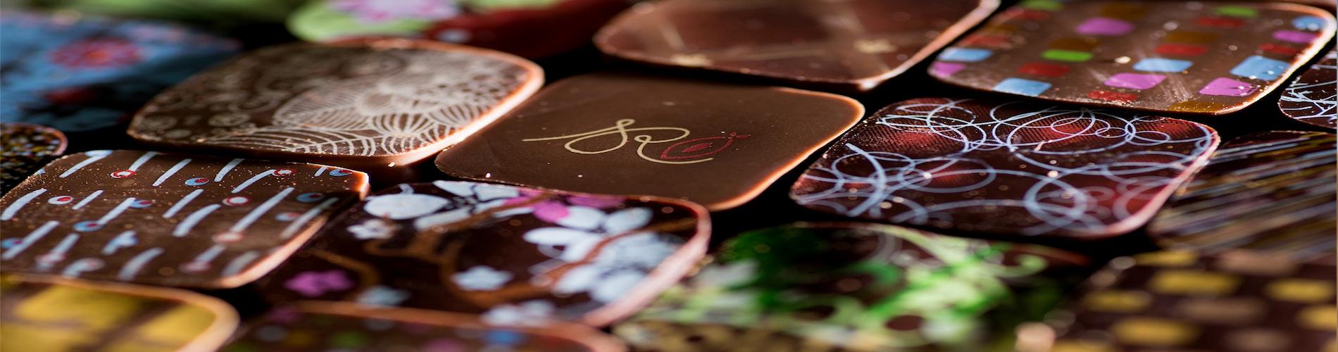 Stéphane Roux - L'art Chocolatier
