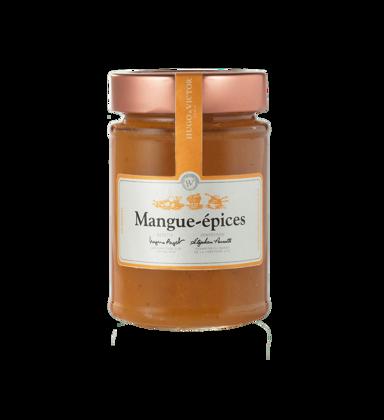 Marmelade Mangue-Épices douces