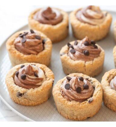 Box - Cookies Cup Montgolfière