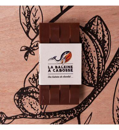 Tablette Chocolat au lait 46% cacao