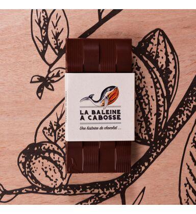 Tablette de chocolat noir & poivre de timut