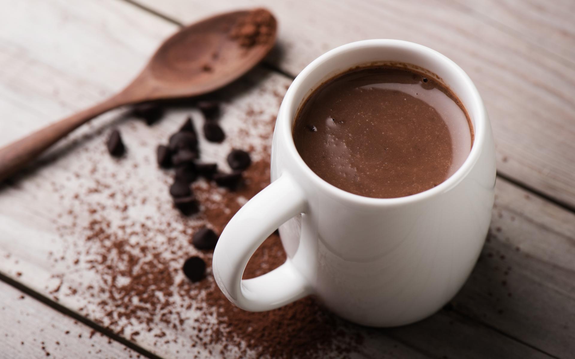 Les chocolats chauds